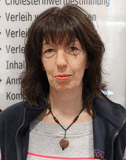 Porträtfoto von Petra Bosbach