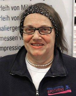Porträtfoto von Frau Ruth Jeske