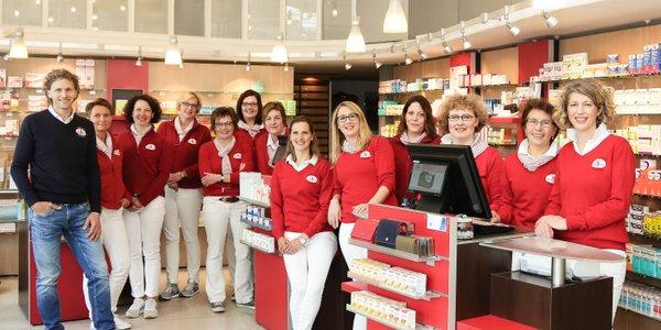 Team der Adler-Apotheke