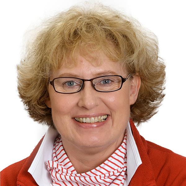 Porträtfoto von Frau B. Hoffmann