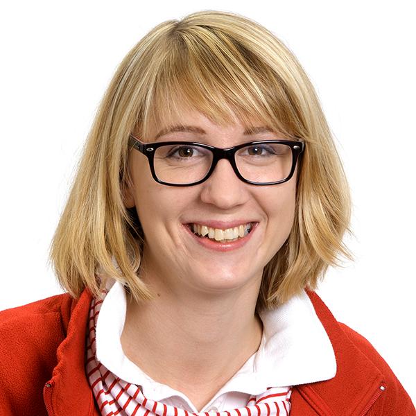 Porträtfoto von Frau K. Hollek