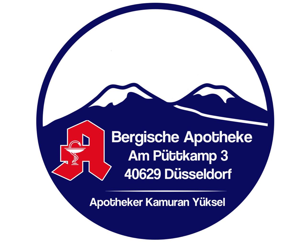 Logo der Bergische Apotheke