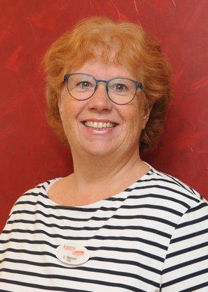 Porträtfoto von Ute Manzoni