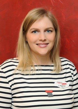 Porträtfoto von Catharina Weishaupt
