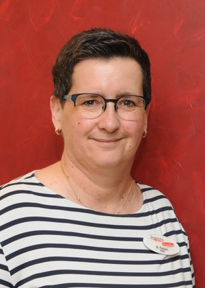 Porträtfoto von Barbara Felzen