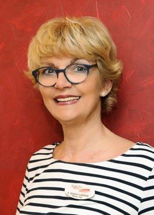 Porträtfoto von Antje Söldner-Laessing