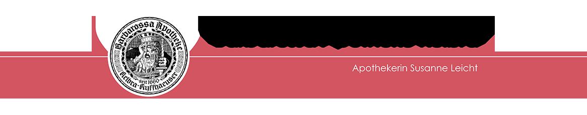 Logo der Barbarossa-Apotheke