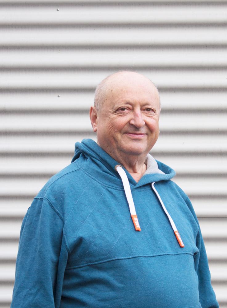 Porträtfoto von Bernhard Seiss