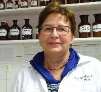 Porträtfoto von Ulla Schönhense