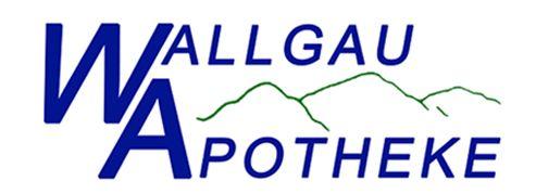 Logo der Wallgau-Apotheke