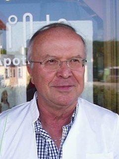 Porträtfoto von Rolf Gaub