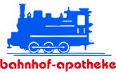 Logo der Bahnhof-Apotheke