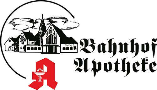 Logo der Bahnhof - Apotheke Stralsund