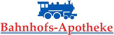 Logo der Bahnhofs-Apotheke
