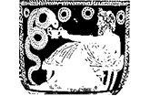 Logo der Äskulap-Apotheke im Märkischen Zentrum