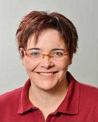 Porträtfoto von Frau Diana Birkefeld