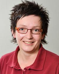 Porträtfoto von Frau Heike Fröhlich