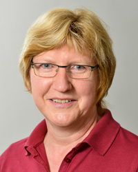 Porträtfoto von Frau Ursula Groneberg