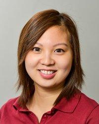 Porträtfoto von Frau Thu Trang Hoppe