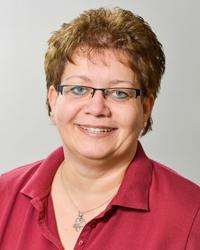 Porträtfoto von Frau Ingrid Redecker