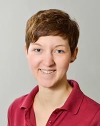 Porträtfoto von Frau Julia Reisenauer