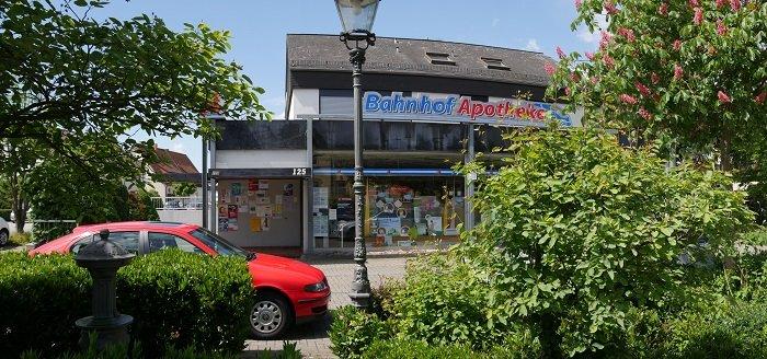 Bahnhof Apotheke Weingarten