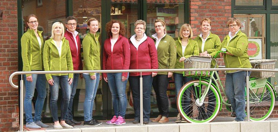 Team der Apotheke Wietzendorf