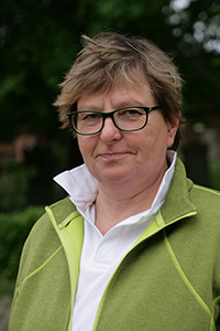 Porträtfoto von Claudia Schallehn