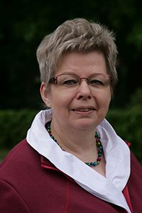 Porträtfoto von Jutta Tewes