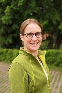 Porträtfoto von Kristin Stelter
