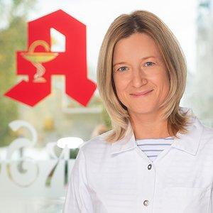 Porträtfoto von Dr. Doreen Jäger