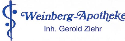 Logo der Weinberg-Apotheke