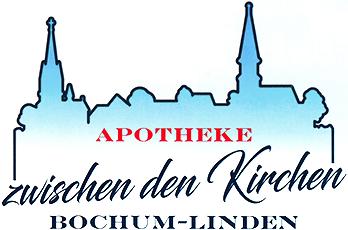 Logo der Apotheke zwischen den Kirchen Dombrowski Apotheken Betriebs OHG