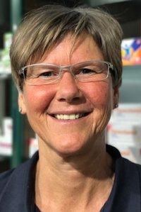Porträtfoto von Ingeborg Unger
