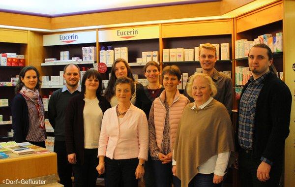 Team der Apotheke Rugenbergen