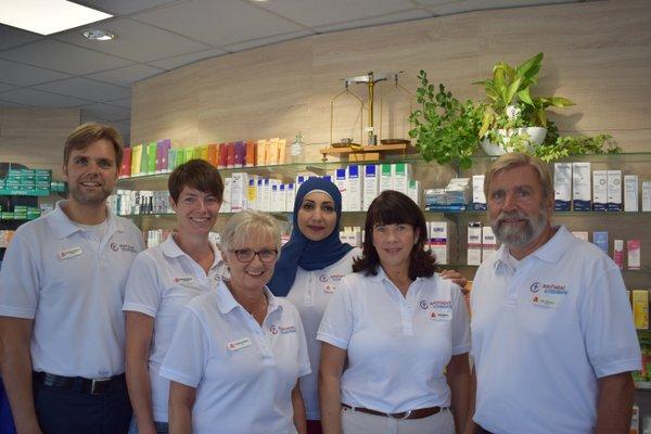 Team der Apotheke Schierbrok