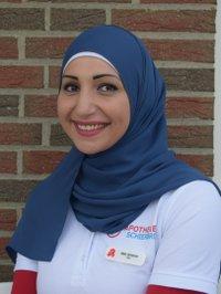 Porträtfoto von Abir Ammar