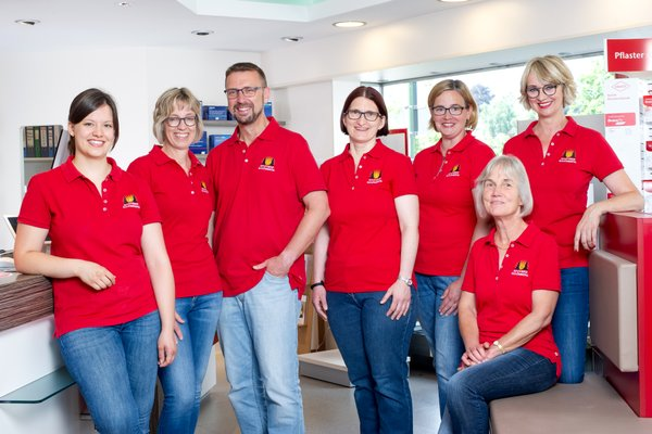 Team der Apotheke Schömberg