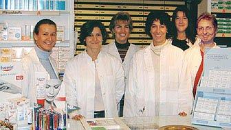 Team der Apotheke St. Spiritus