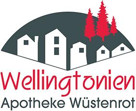 Logo der Wellingtonien-Apotheke Wüstenrot