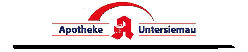Logo der Apotheke Untersiemau OHG