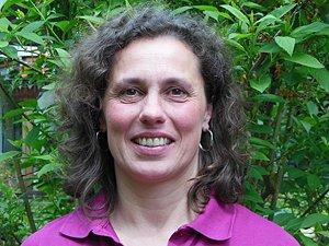 Porträtfoto von Ingrid Müller
