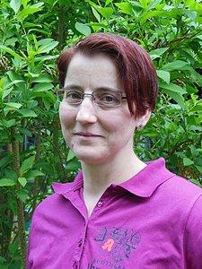 Porträtfoto von Katja Weiß