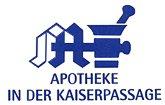 Logo der Apotheke in der Kaiserpassage