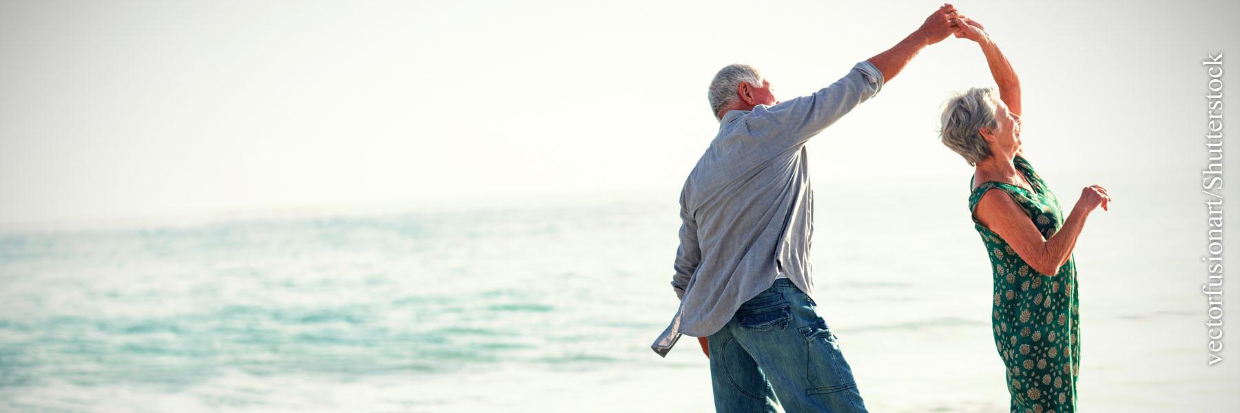 Aktiv und fit im Alter
