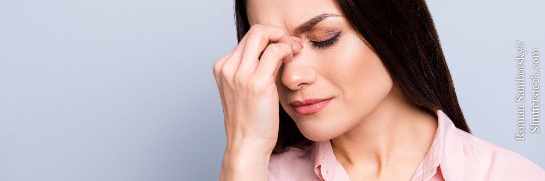 Hilfe bei Migräneattacken