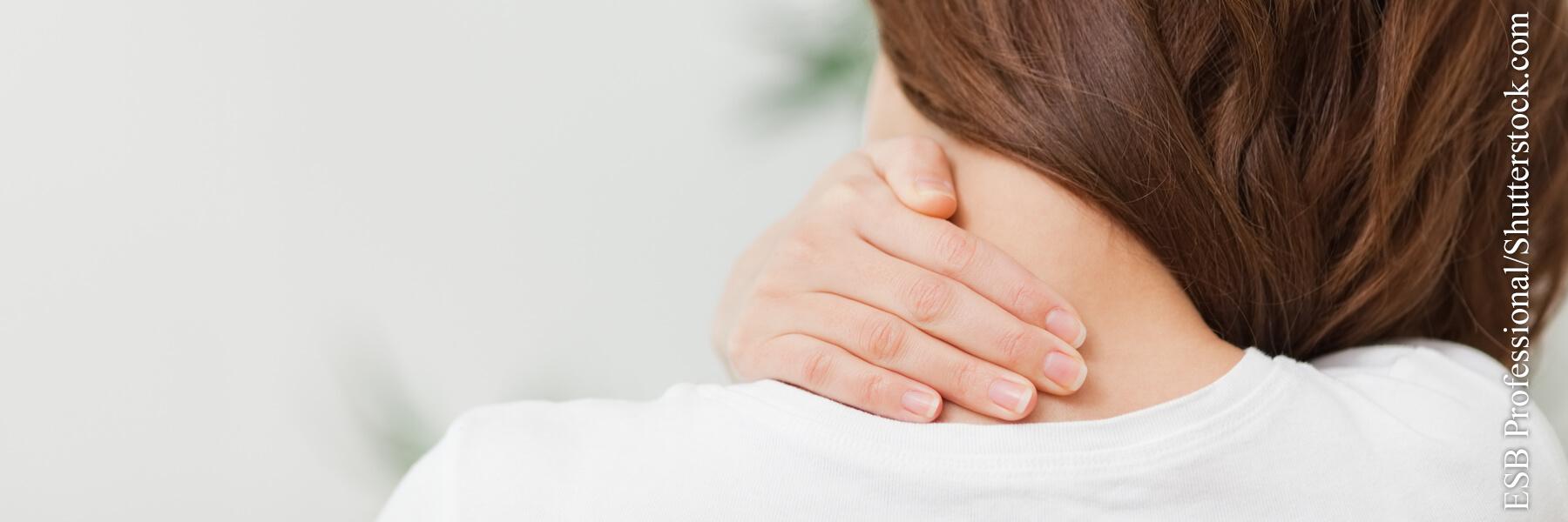 Schmerzen äußerlich behandeln