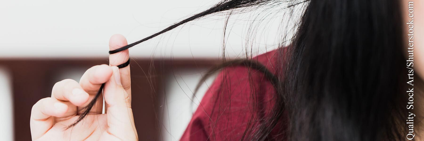 Tipps für gesundes Haar