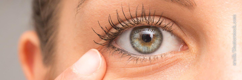 Hilfe bei Augenringen