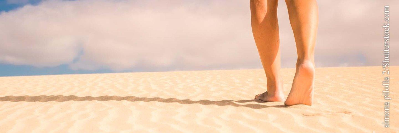 Schöne Beine für den Sommer